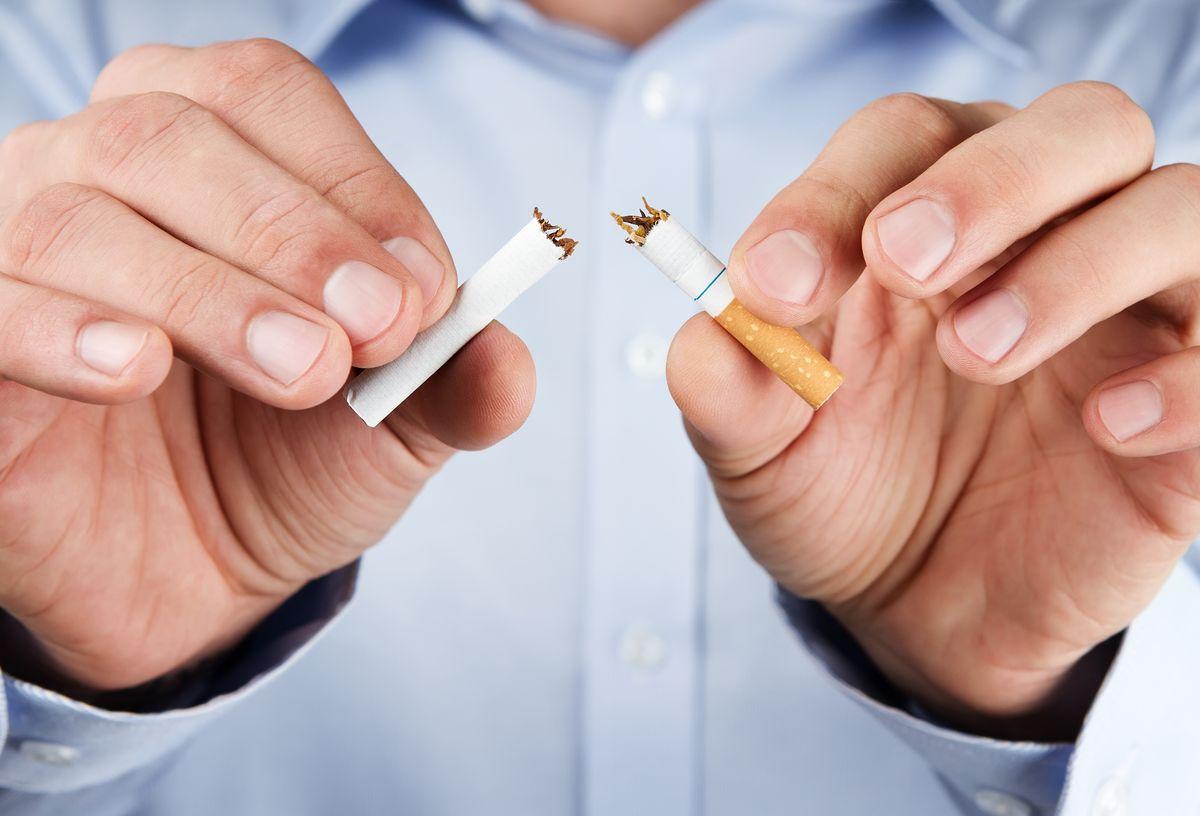 21 ноября – Всемирный день некурения!