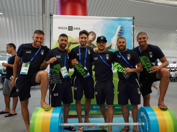 """Outreach"" at the II European Games 2019 in Minsk."